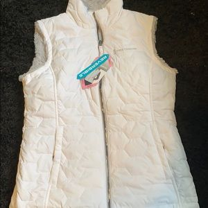 Free country Reversible vest